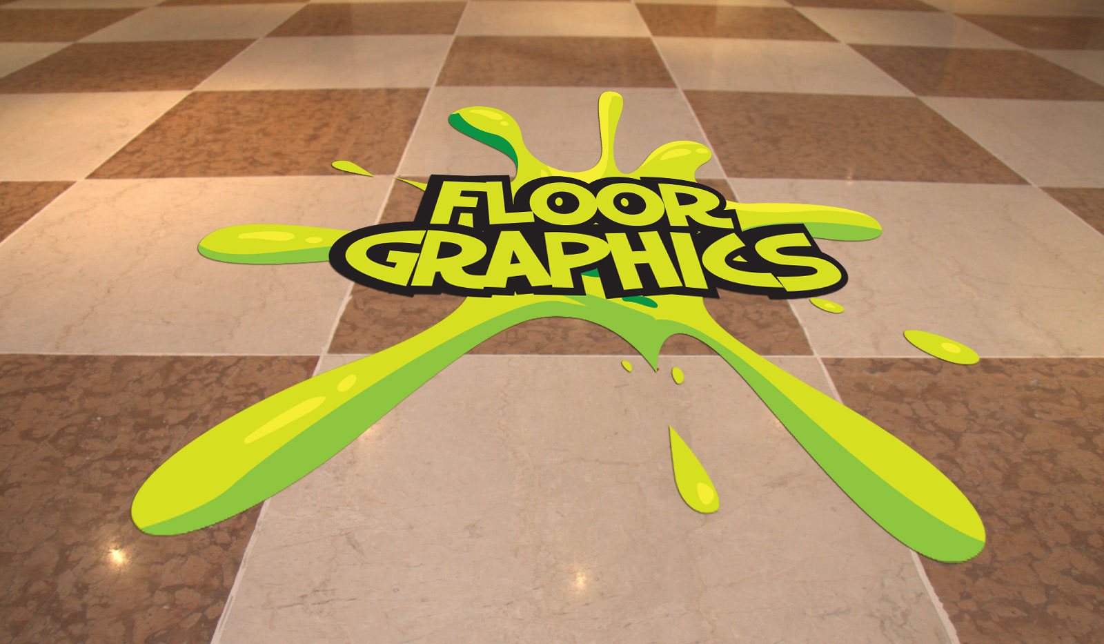 Image gallery floor graphics for Floor stickers
