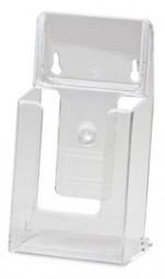 DL A4 Acrylic Literature Holder