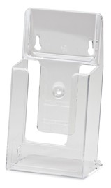 DL (1/3 A4) acrylic literature holder