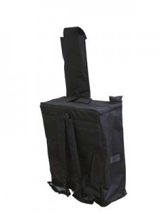 Fleet single sided outdoor banner stand Bag