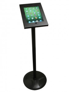 Freestanding ipad holder (2)