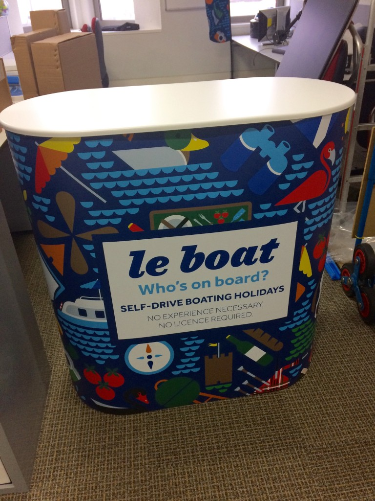 Le Boat Counter