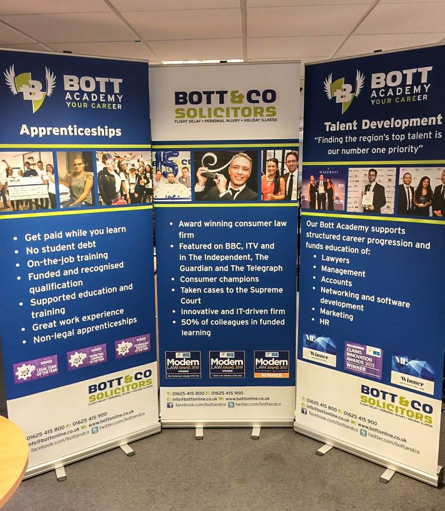 Roller Banner Examples