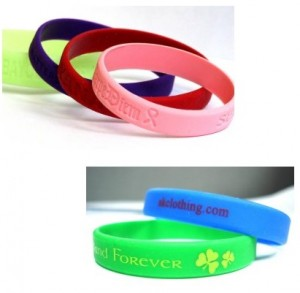 Silicone Writstbands
