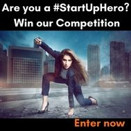 Start Up Hero Competition - Enter by 16/06/17