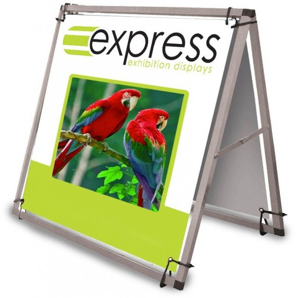 Mini A Frame | Express Exhibition Displays