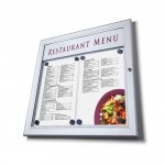 A4 Menu Box Side by Side