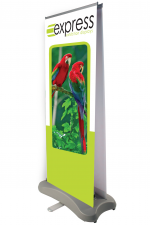 Buzz Double Sided Outdoor Roller Banner Stand