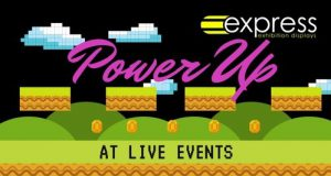 How to Power up at Live Events