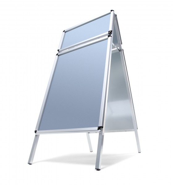 A-Frame Sign with Header - A1 Size | EED